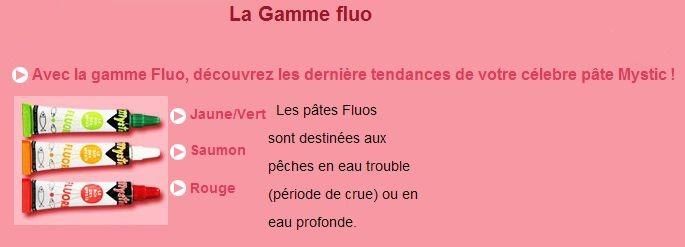 La Gamme Fluo