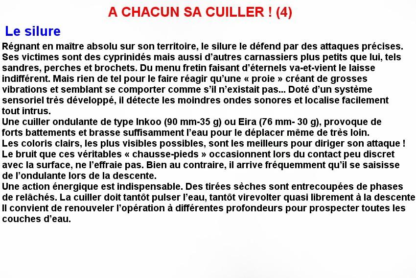 A CHACUN SA CUILLERE ! (4)