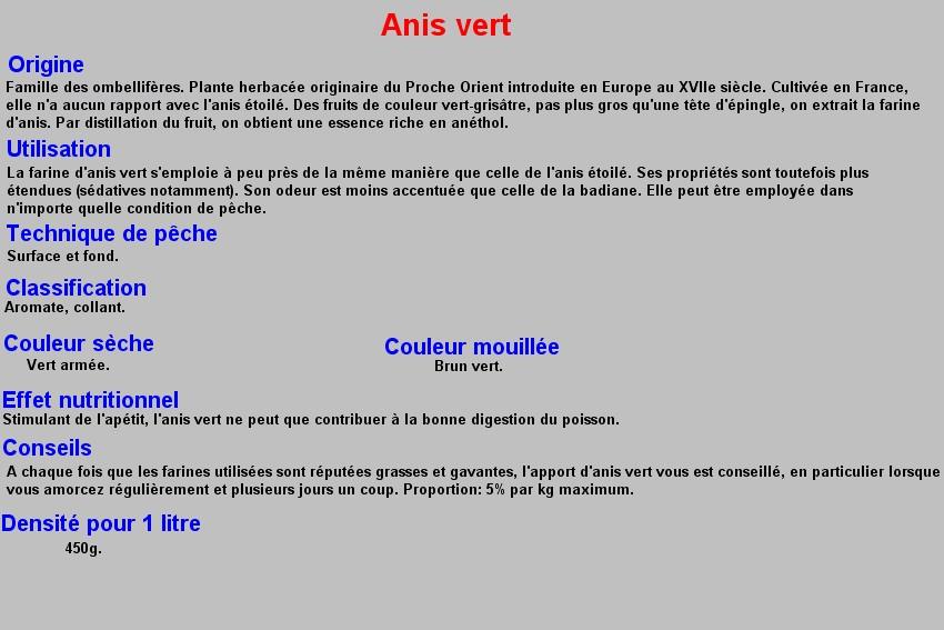 ANIS VERT 3