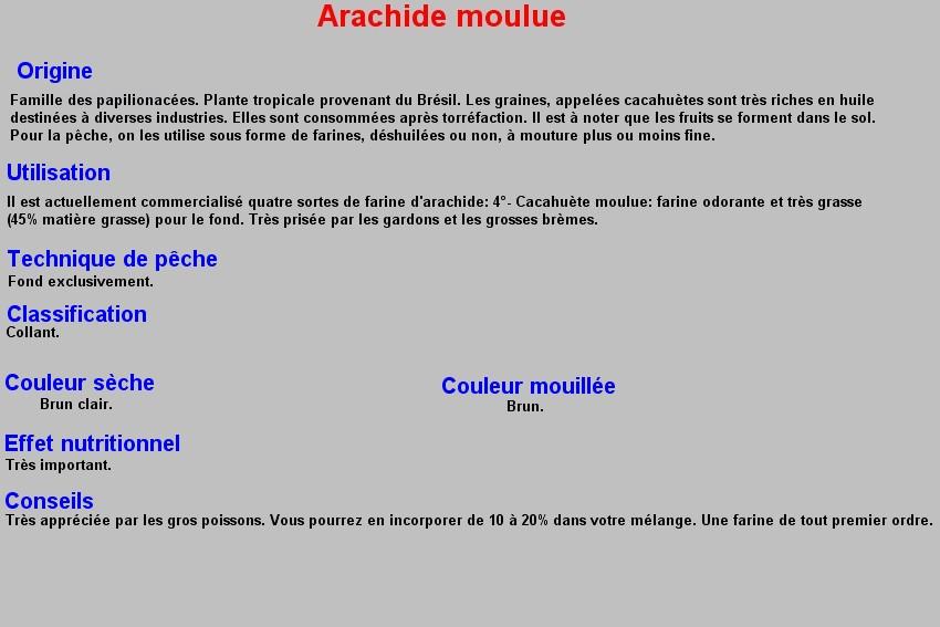ARACHIDE MOULUE 7