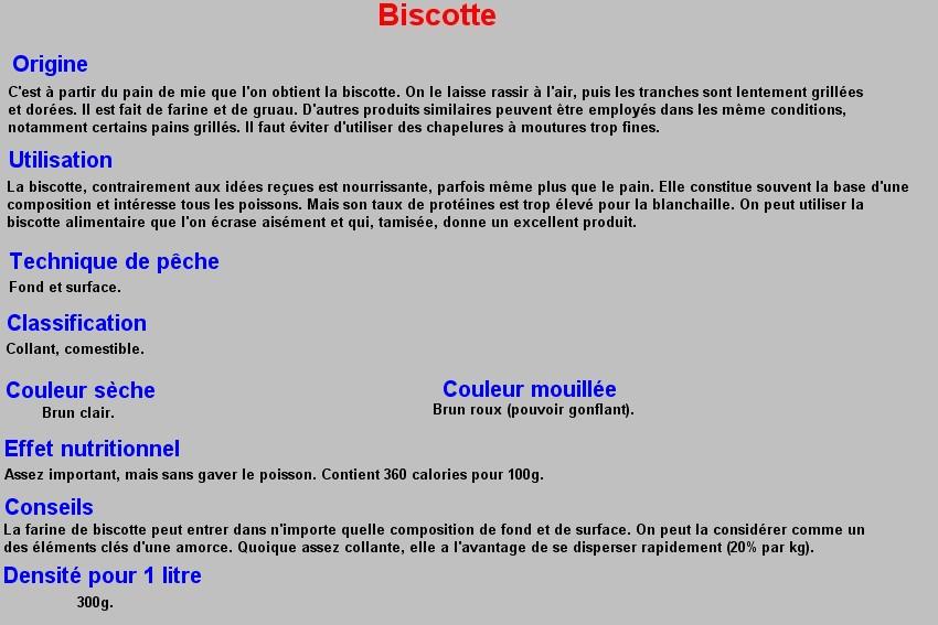 BISCOTTE 8