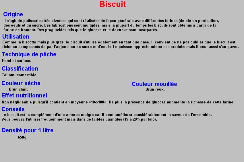 BISCUIT 9