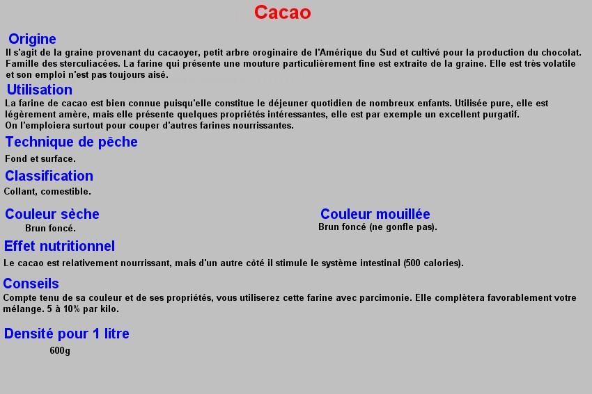 CACAO 12