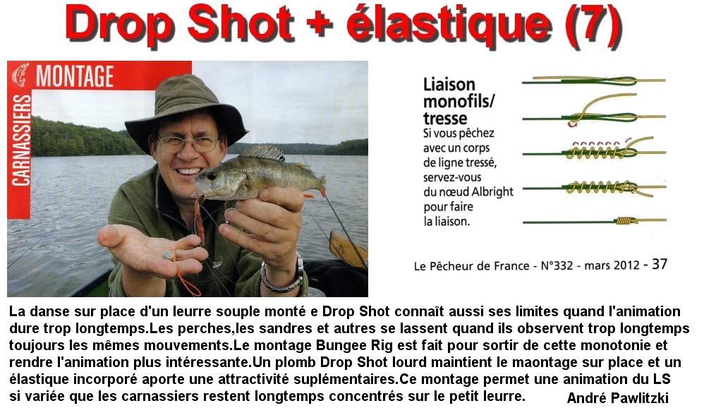 DROP SHOT + élastique (7)
