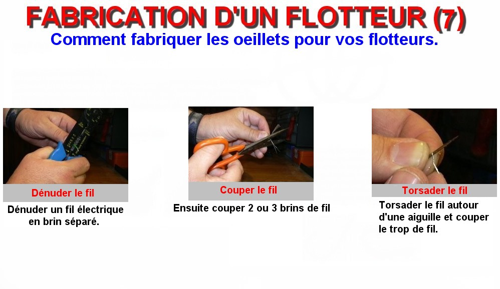 FABRICATION D'UN FLOTTEUR (7)