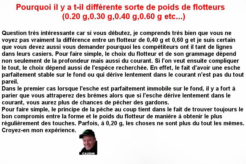 FLOTTEUR POIDS DIFFERENT (11)