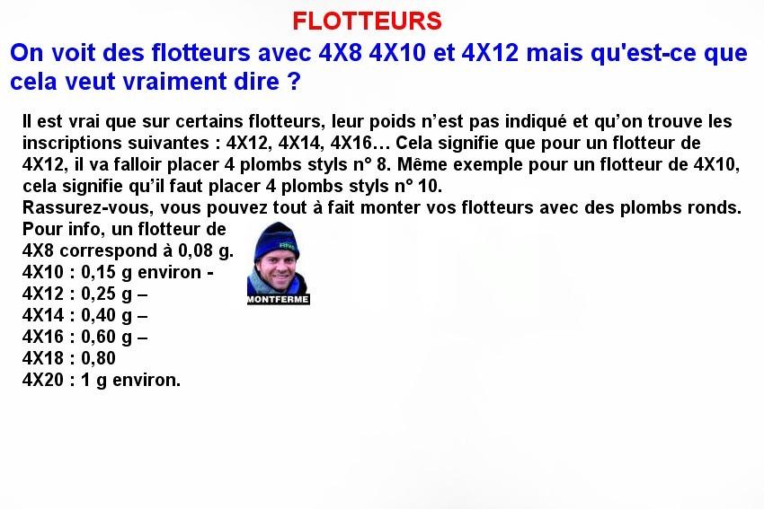 FLOTTEURS (12)