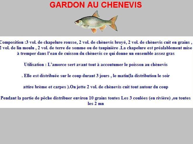 GARDON AU CHENEVIS