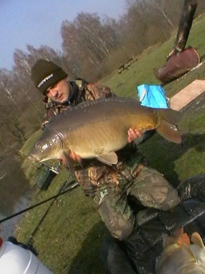Carpe Miroir  15kg200