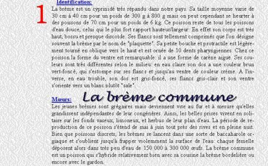 LA BREME COMMUNE 1