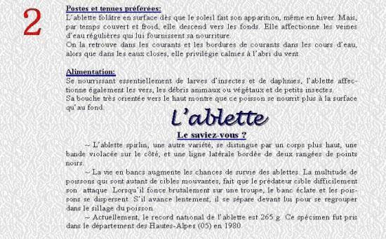 L'ABLETTE 2