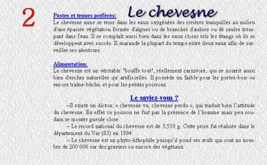 LE CHEVESNE 2