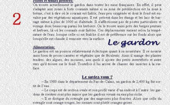 LE GARDON 2