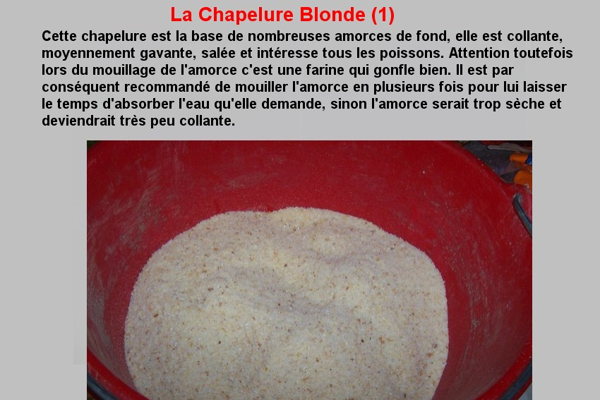 LA CHAPELURE BLONDE (1)