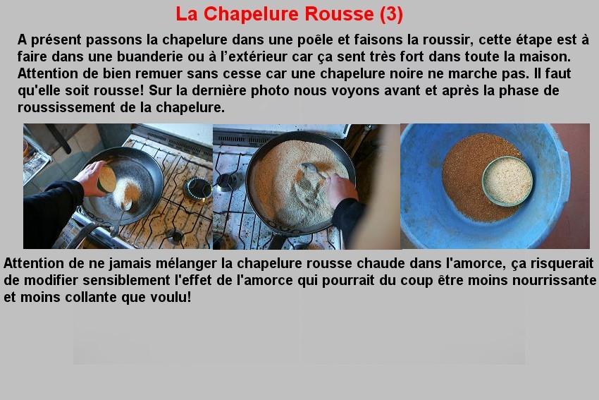 La Chapelure Rousse