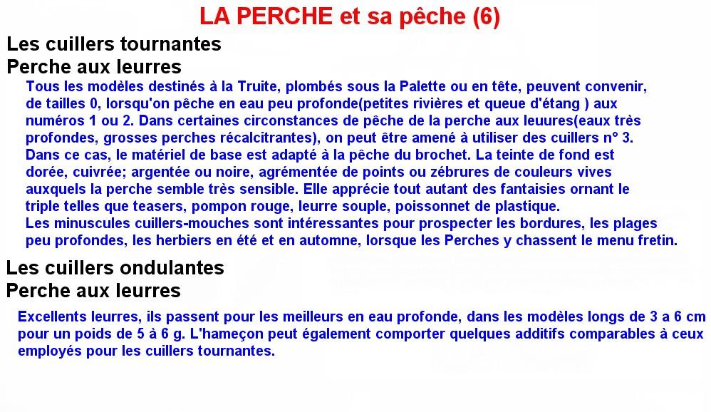 LA PERCHE ET SA PECHE (6)