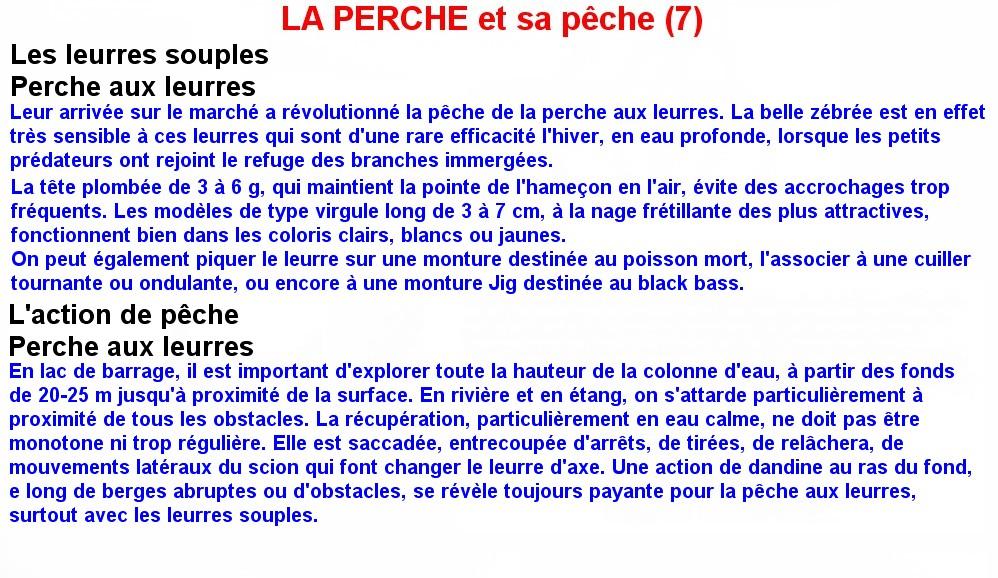 LA PERCHE ET SA PECHE (7)