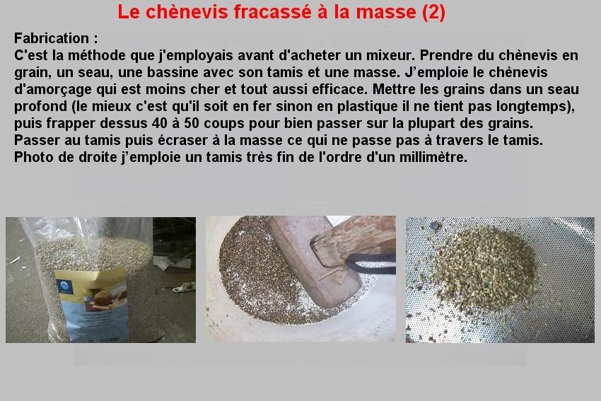 LE CHENEVIS FRACASSE A LA MASSE (2)