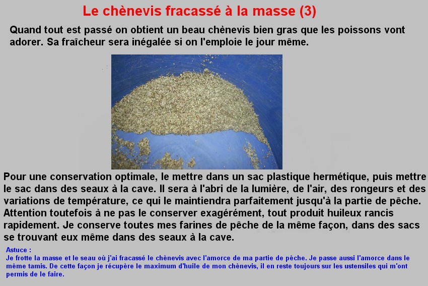 LE CHENEVIS FRACASSE A LA MASSE (3)
