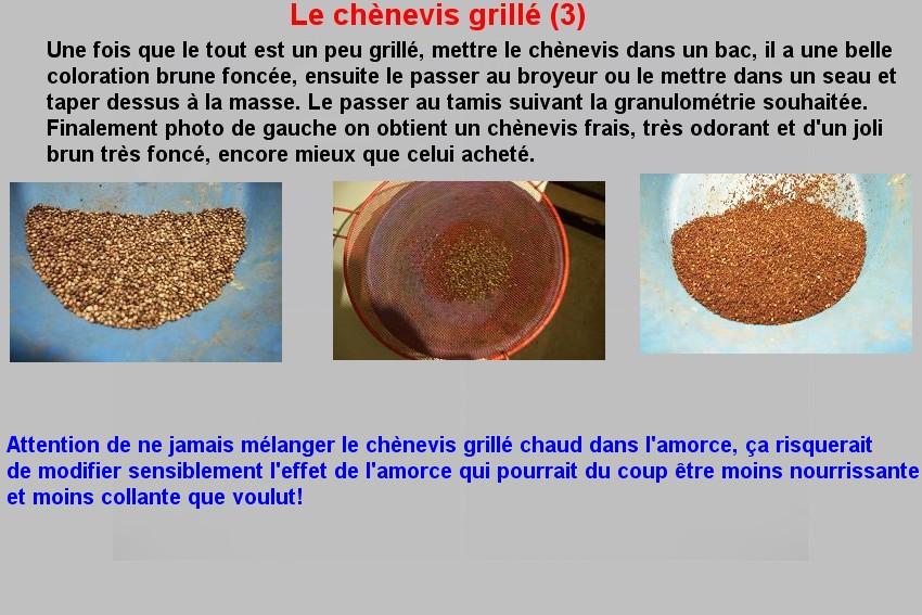 Le Chénevis Grillé