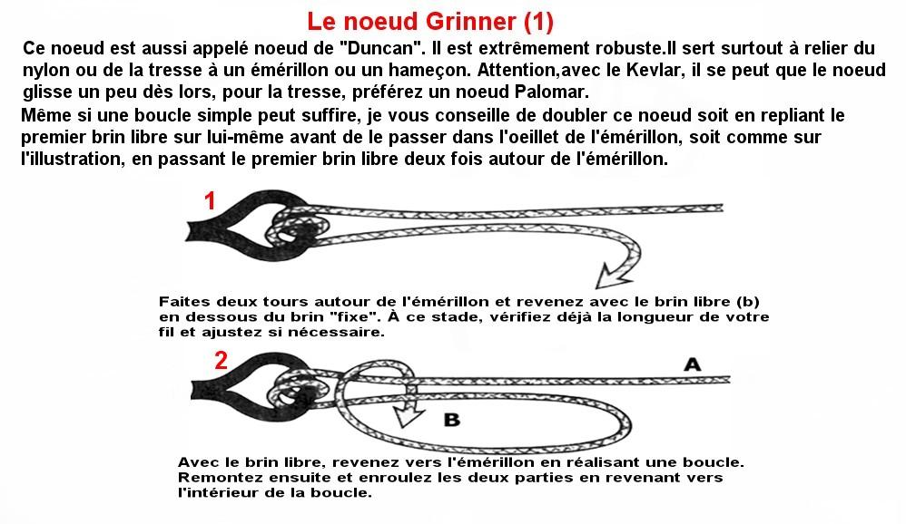 Le noeud grinner (1)