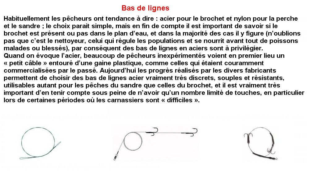LES BAS DE LIGNES (5)