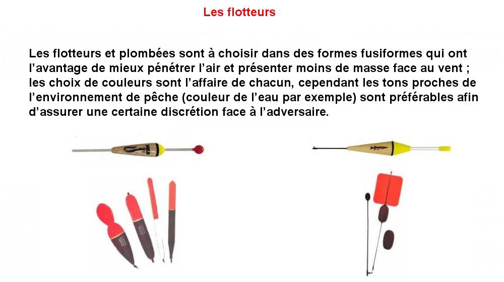 LES FLOTTEURS (3)