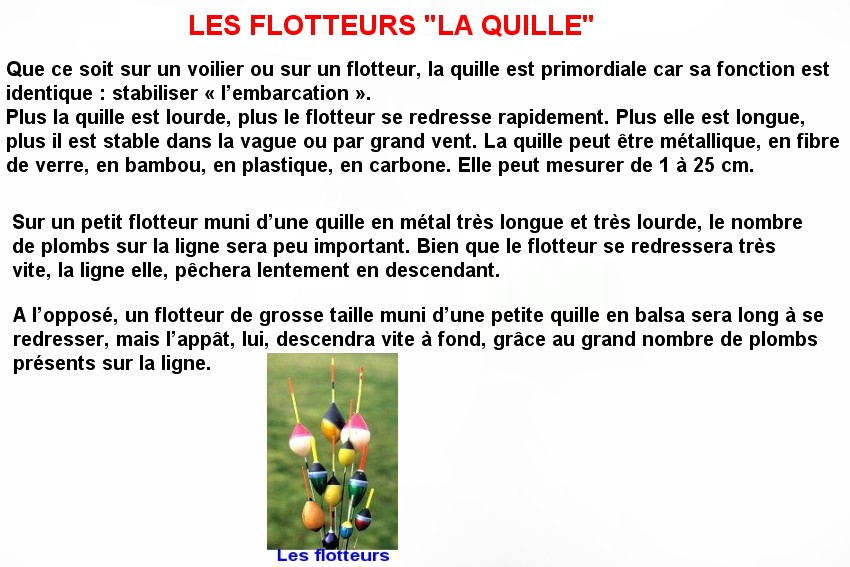 LES FLOTTEURS LA QUILLE (4)