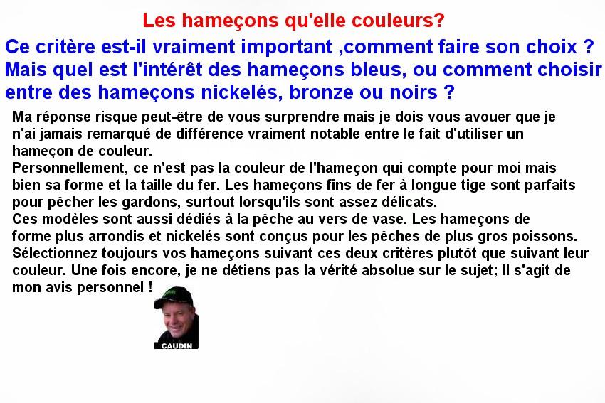 LES HAMECONS QU'ELLE COULEUR (10)