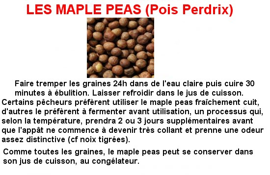 LES MAPLE PEAS