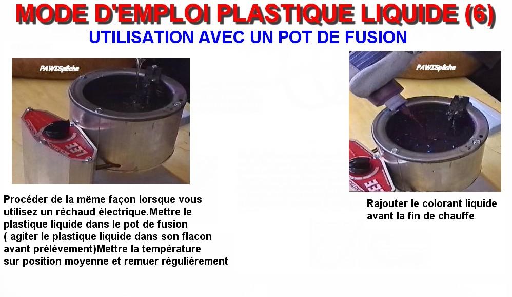 MODE D'EMPLOI PLASTIQUE LIQUIDE (6)