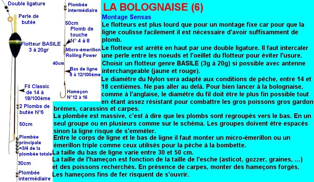 MONTAGE BOLOGNAISE FLOTTEUR COULISSANT (6)