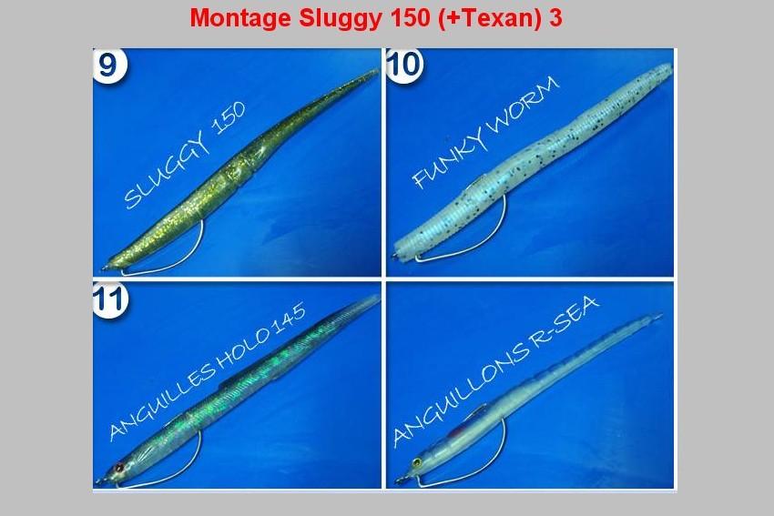 Montage Sluggy 150 (TEXAN) 3