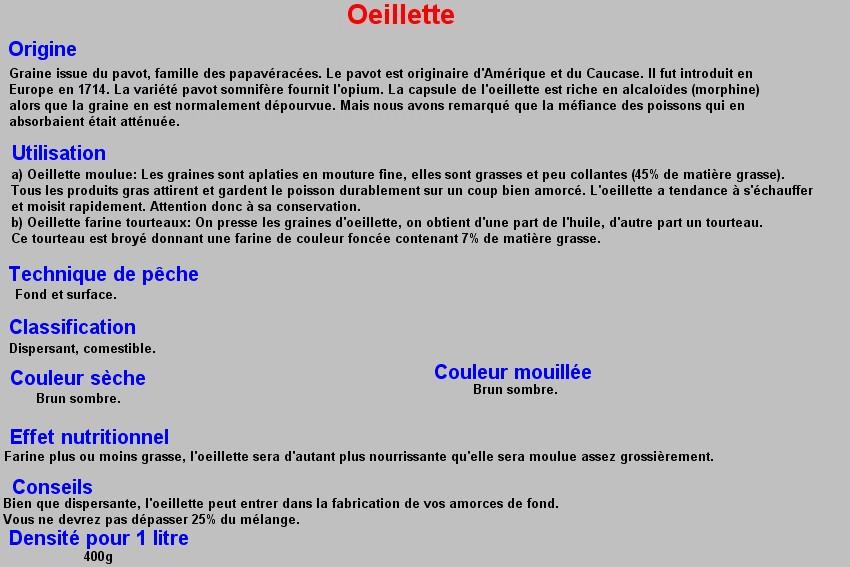 OEILLETTE 31
