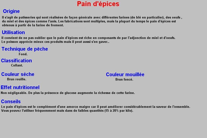 PAIN D'EPICE 34