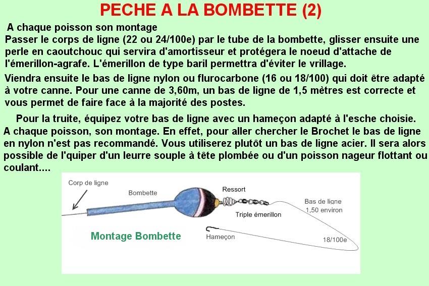 Pêche à la Bombette (2)