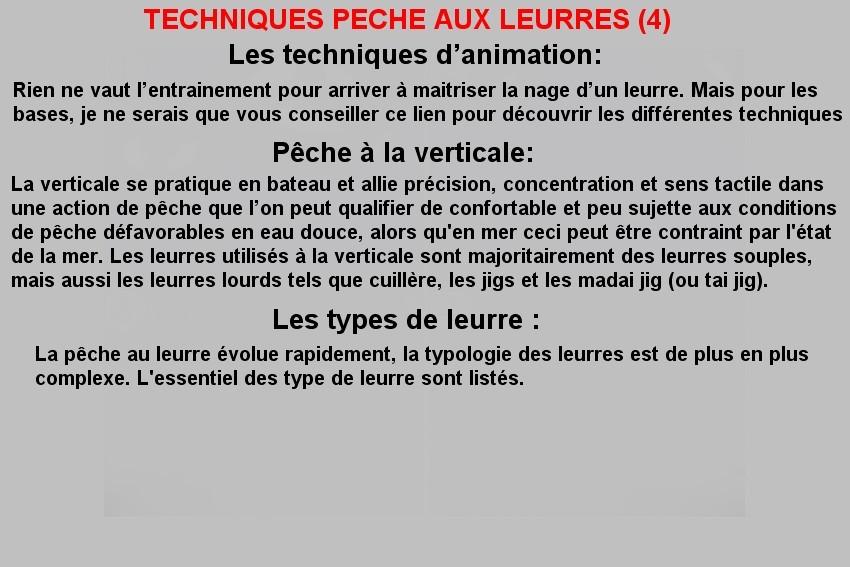 TECHNIQUES PECHE AUX LEURRES (4)