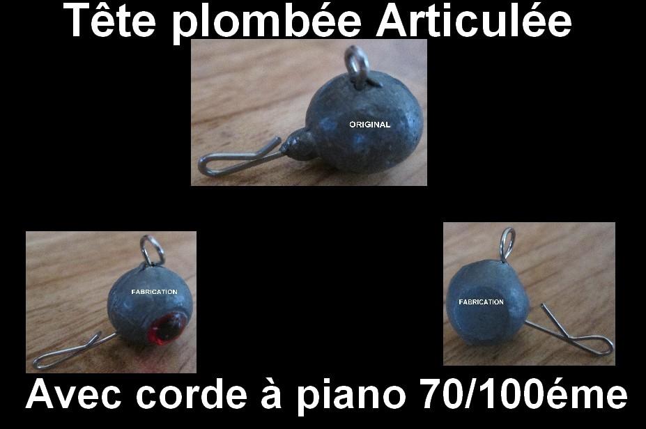 "PLOMB ARTICULE ""De Moi"""