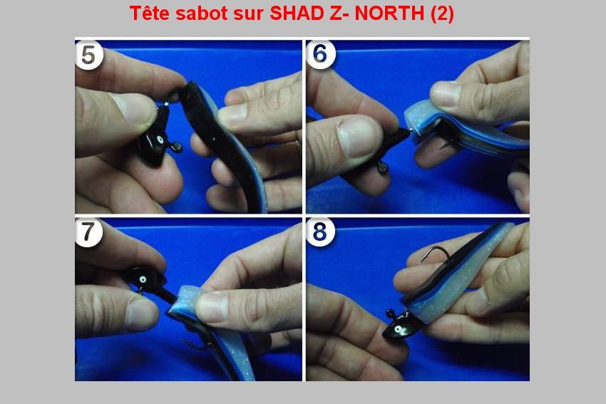Tête sabot sur SHAD Z- NORTH (2)