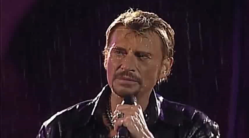 "JOHNNY ""Derriere L'amour"" (Stade de France 18 Septembre 1998)"